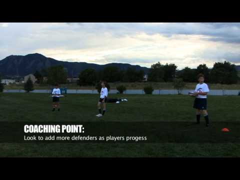 Rookie Rugby - First Phase - Attack