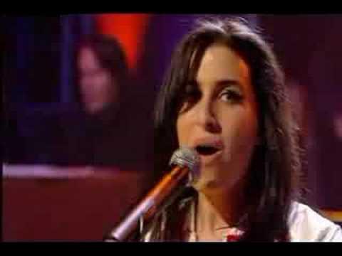 Amy Winehouse - Teach Me Tonight (Live At Jools Holland 2005)
