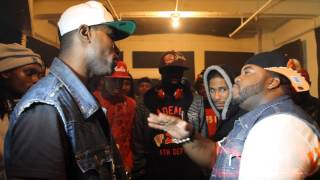 SPITTAZ BATTLE LEAGUE presents: SHOW OFF vs AH DI BOOM!
