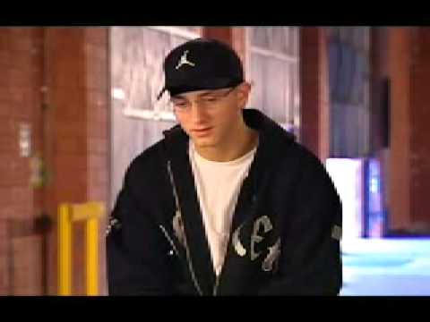 Eminem - Interview with his fans