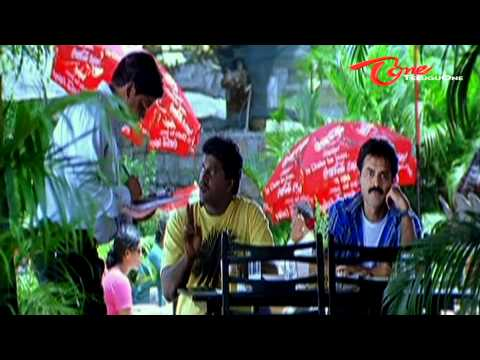 Restaurant Comedy Between Venkatesh & Sunil