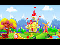 Фрагмент с начала видео - Humpty Dumpty Sat On a Wall  | Nursery Rhymes for Children | Little Kids Tv