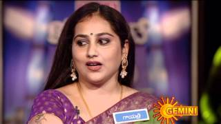Jagapathi Babu's Ko Ante Koti – 1 Crore Game Show on 29-05-2012 (May-29) Gemini TV