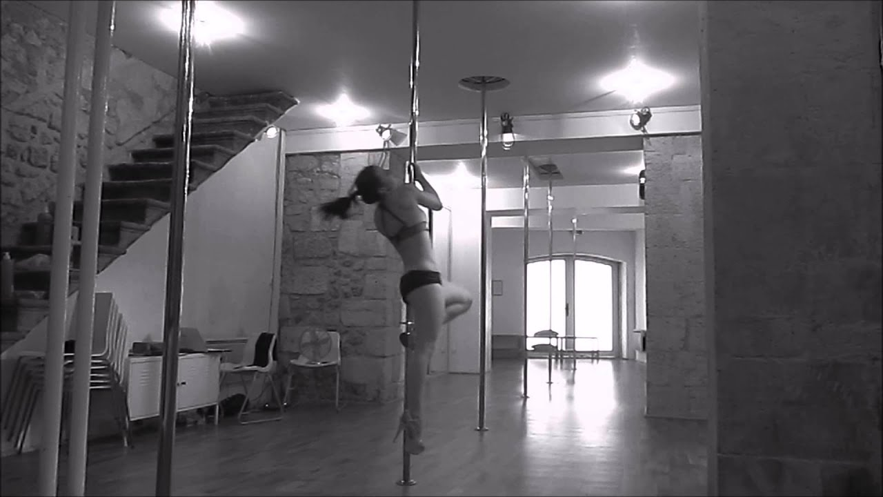 Favorite Pole dancing combo of July 2014 - Cyd Sailor