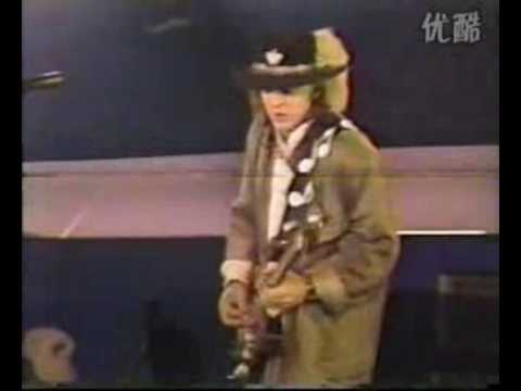 Stevie Ray Vaughan - Scuttle Buttin' (New Orleans '87)