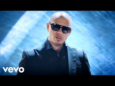 Pitbull &#8211; International Love ft. Chris Brown