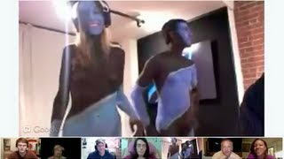 mqdefault NSFW Preservation Framer Roustan Body Paint Gallery Show Adult Night 3 2012 ...
