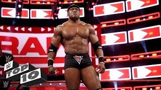 Bobby Lashley\'s dominant moments: WWE Top 10, April 14, 2018