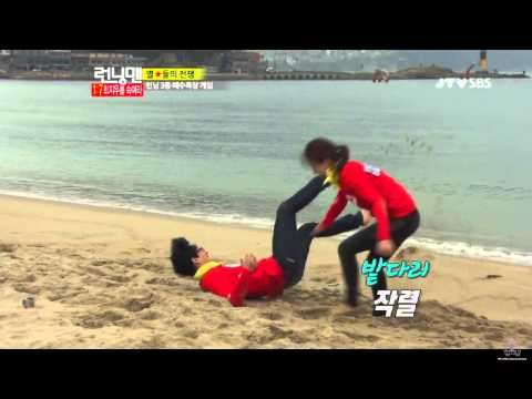 Running Man Ep 126 với Choi Ji Woo : Truth and Lie