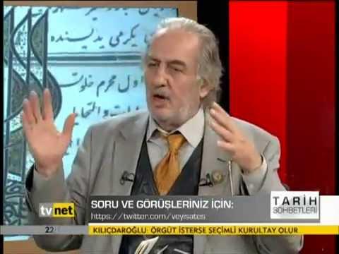 Üstad Kadir Mısıroğlu – TVNET Tarih Sohbetleri 05.11.2010