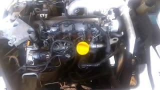 ДВС (Двигатель) Renault Laguna II (2000-2007) Артикул 900043418 - Видео