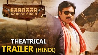 Sardaar Gabbar Singh Theatrical Trailer