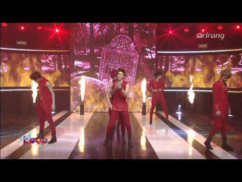 [Live HD 1080p] 130618 VIXX - Hyde @ ArirangTV Simply Kpop