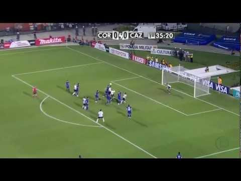 Corinthians 1 x 0 Cruz Azul (21/03/2012)