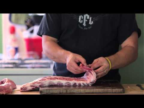 How to Trim Spareribs (St. Louis Style)