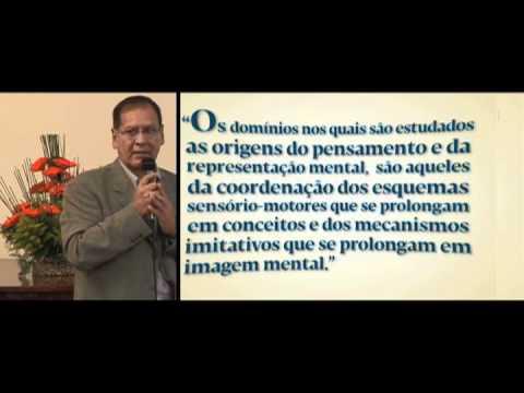 Jean Piaget: Linguagem e Pensamento / Adrian Montoya