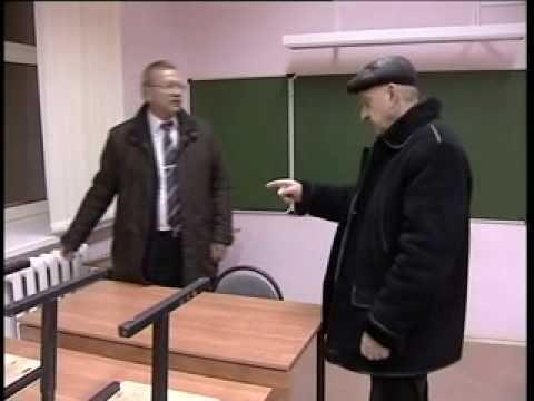 ВВыксунском районе построена школа для погорельцев