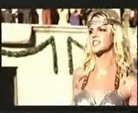 Pepsi Commercial (Britney, Pink, Beyonce)