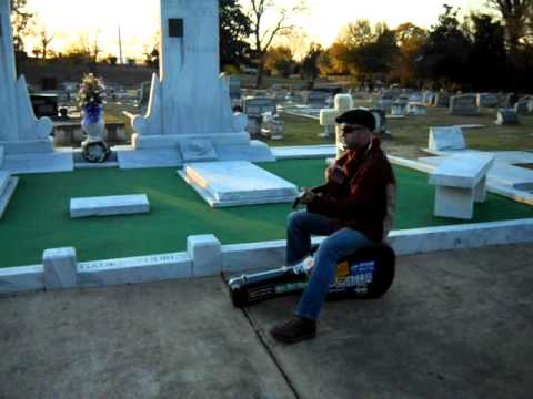 Hank Williams grave