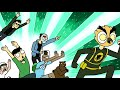 Фрагмент с конца видео Vanoss Gaming Animated: Team 6