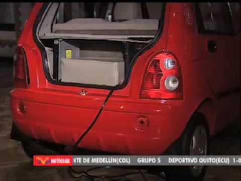 AUTOS ELECTRICOS ZILENT TVC noticias