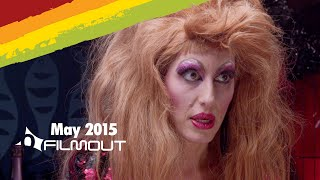 Official FilmOut San Diego 2015 Film Festival Trailer