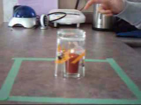 Kids Science Experiment: Flame & Oxygen