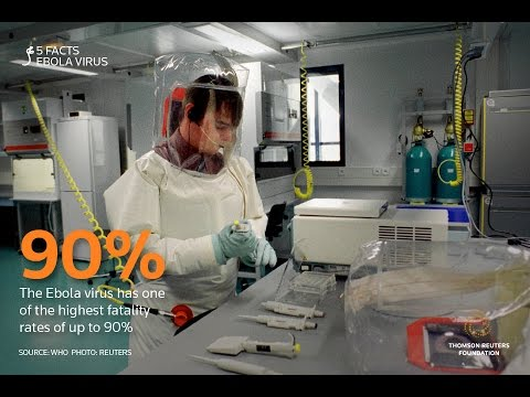 Medical workers use education to combat Ebola outbreak    7/29/14      (Virus)