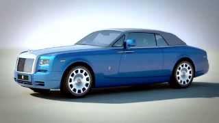Rolls-Royce представил «водный» кабриолет