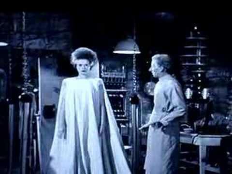 Bride of Frankenstein - She-s Alive!