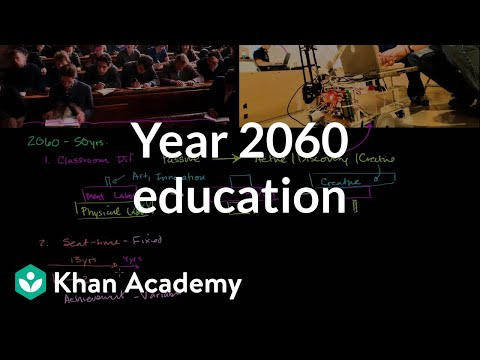 Year 2060: Education Predictions