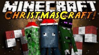 Minecraft Mod Showcase : CHRISTMASCRAFT!
