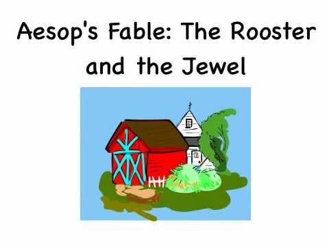 Digital Storytelling using Doink Express App: The Rooster and the Gem