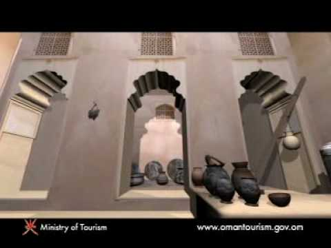 Jabreen Castle Virtual Tour