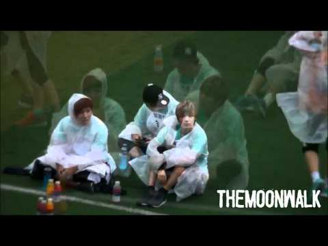 [HD Fancam] 120710 MBLAQ @ MBC Idol Championships