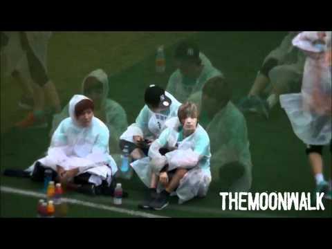 [HD Fancam] 120710 MBLAQ @ MBC Idol Championships