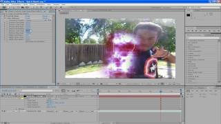 After Effects Tutorial- The First Spirit Bomb