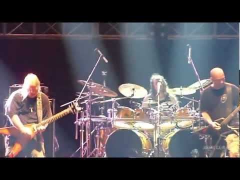 Nile - Kafir! + Sacrifice Unto Sebek (Live in Hammersonic, 28 April 2012)
