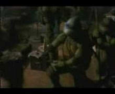 las tortugas ninja....albur....jejeje..