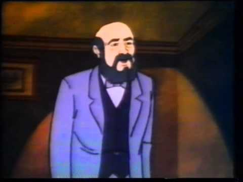 Sherlock Holmes and the Hound of the Baskervilles 1983 cartoon Dutch/Nederlands tekenfilm full movie