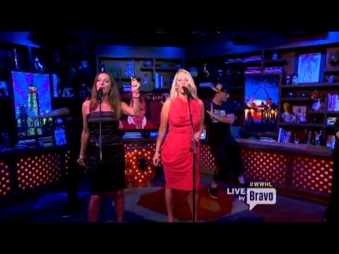 Bananarama - Cruel Summer : Watch What Happens Live performance