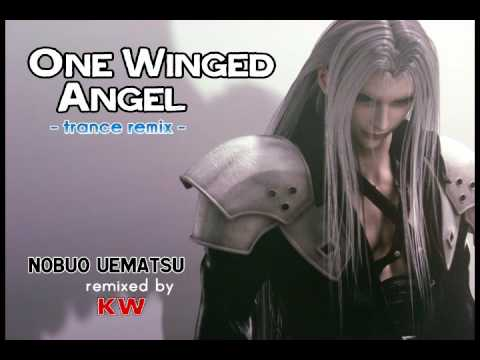 Nobuo Uematsu remixed by KW- One Winged Angel Trance Remix