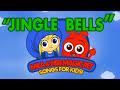 Фрагмент с начала видео - ♫ Jingle Bells ♫ Christmas Songs for Children/Jingle Bells Rhymes   - Morphle's Nursery Rhymes