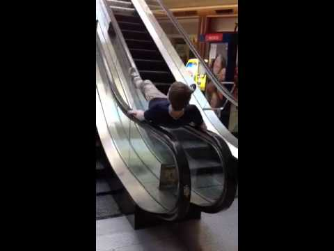 Escalator Spin