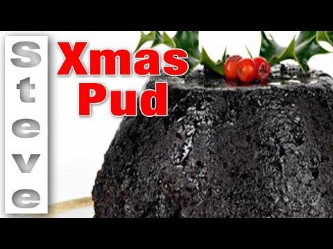MAKE YOUR OWN CHRISTMAS PUDDING