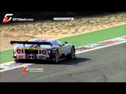 FIA GT1 2011, Ordos, Championship Race - Highlights