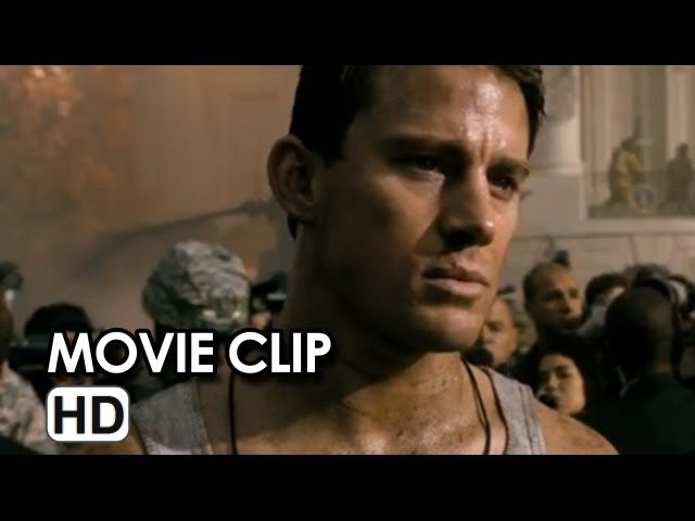 White House Down Clip - Rocket Launcher [HD]