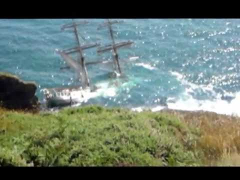 THE ASTRID TALL SHIP SINKING  TRIBUTE