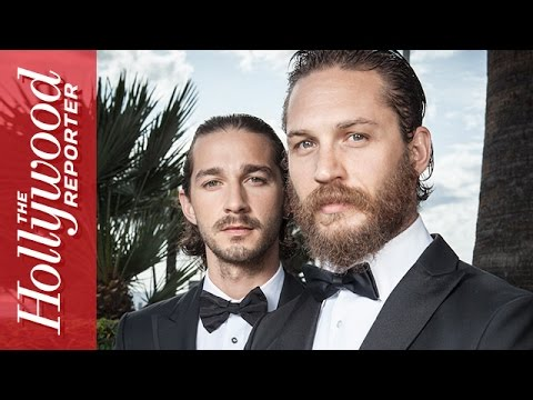 Behind the Scenes of THR's 'Lawless' Cover Shoot