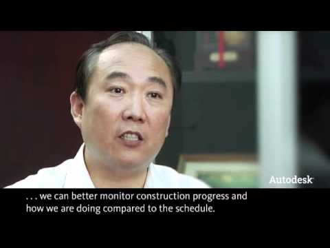 Shanghai Tower: The Role of BIM in Building the Spirit of the City